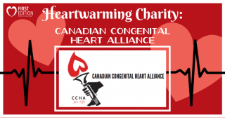 CCHA Named Feature Charity of the Month